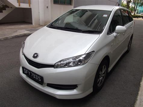 toyota wish long term car rental singapore car lease monthly yearly