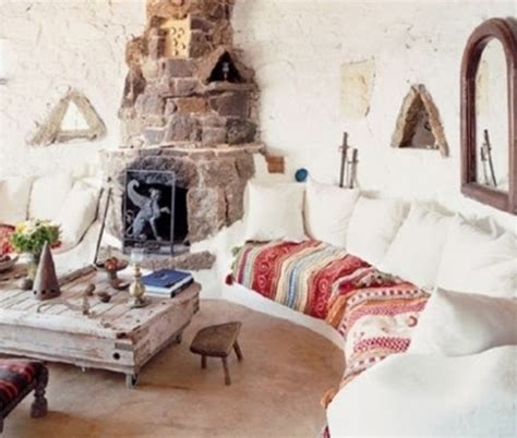 disenos de habitaciones estilo rustico tikinti