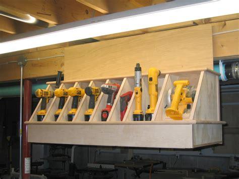 cordless tool storage  larry baldwin  lumberjockscom