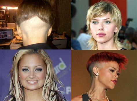 celebrity haircuts gone wrong celebrity hairstyles gone wrong shemazing