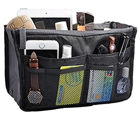 best organizers best purse insert organizer de stress your travels now