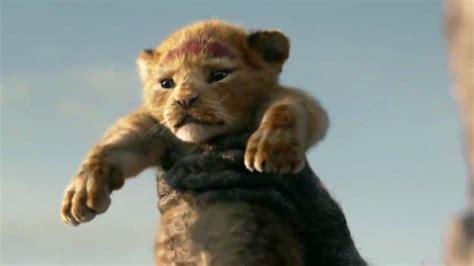 lion king trailer side  side comparison