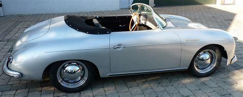 Porsche 356 Verkauf by Verkauft Porsche 356 Speedster Replika Zauber Automotive