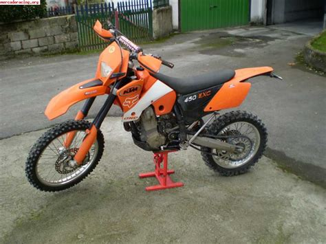 Ktm Exc 450 2006 2006 Ktm 450 Exc Racing Pics Specs And Information