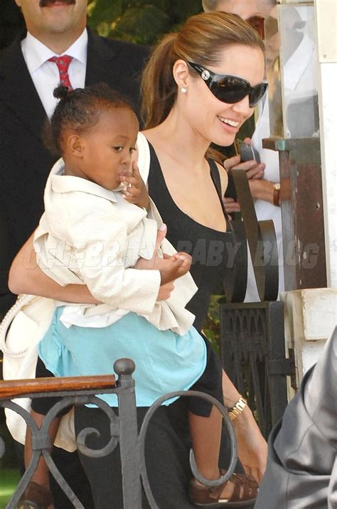 Bag For Babies Zahara Joli Pitt With Valentino Histoire Bag by Zahara Pitt Today Related Keywords Zahara