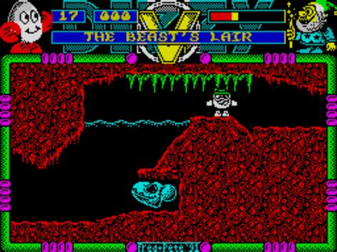 emuparadise zx spectrum dizzy v spellbound dizzy 1991 codemasters 128k rom