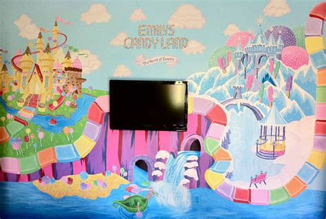candyland wall mural land wall mural by mc36214 on deviantart