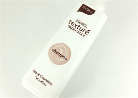 Shoo Makarizo Black Chocolate review makarizo texture experience black chocolate shoo