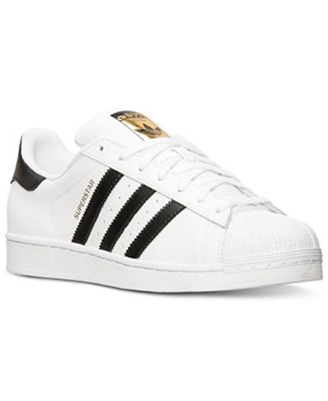 adidas s superstar casual sneakers from finish line finish line athletic shoes macy s