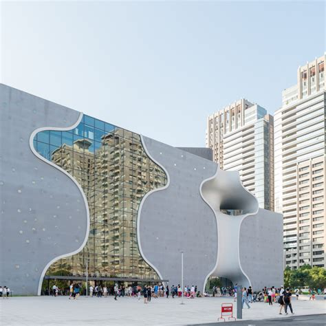 House Architecture Software toyo ito s taichung metropolitan opera house photographed