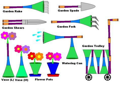 gardening tools names gardening tools