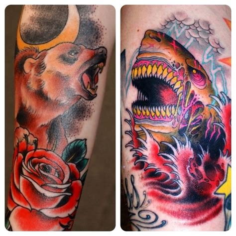 derek noble tattoo derek noble favorite artists