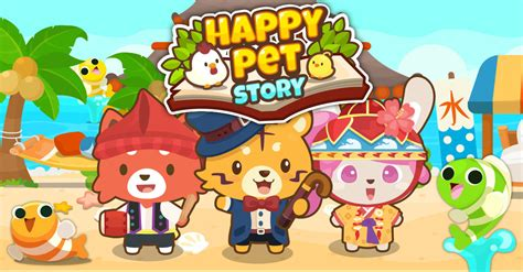 themes happy pet story enjoy the perfect summer vacation in happy pet story