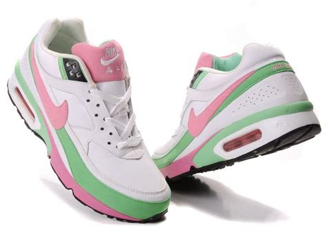 nike air max bw womens white pink green alpha kappa