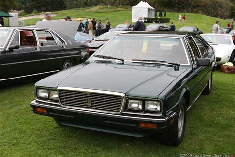 maserati brunei 1979 1986 maserati quattroporte iii review supercars