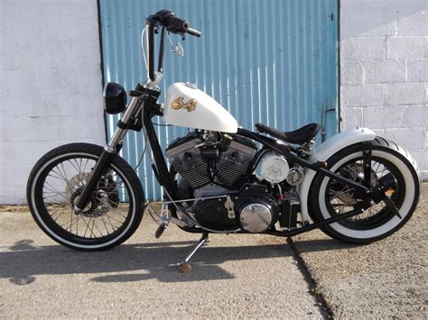 Definition Bobber Motorrad by This Harley Davidson Sportster Bobber Was Added To
