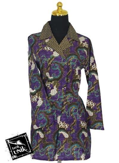 Sarimbit Batik Motif Percak Pd baju batik sarimbit blus motif ceplok nogo tumpal sarimbit blus murah batikunik