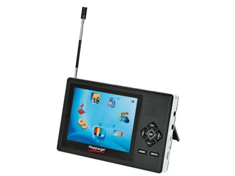 mytv mobile hauppauge mytv player mobiler tragbarer fernseher mit