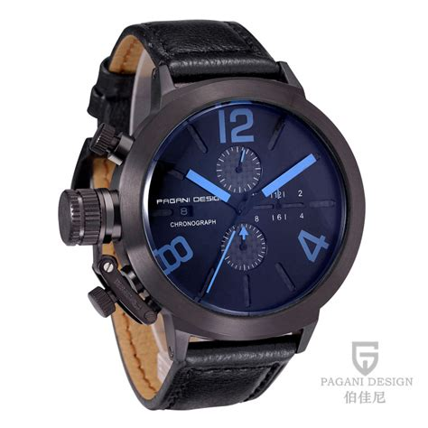 s leather clock polar sport