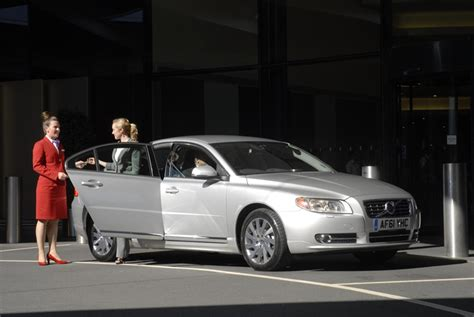 volvo city safety technology drives chauffeur company