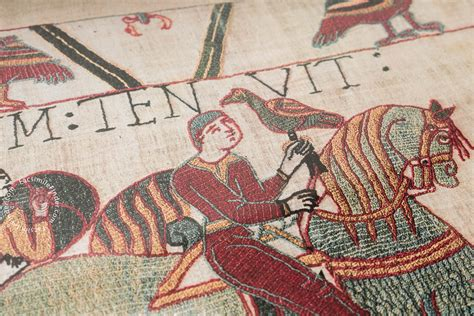 Bayeux Tapisserie by Bayeux Tapestry 171 Facsimile Edition