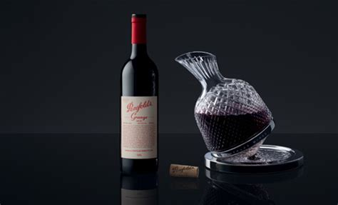 Penfolds The Grange by Louis Collaboration Penfolds Wines