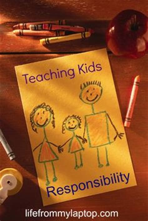 8 Tips On Teaching Your Financial Responsibility by Teaching Responsibility On Teaching
