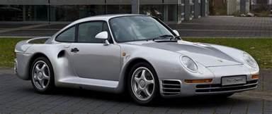 Bill Gates Porsche 911 Porsche 959