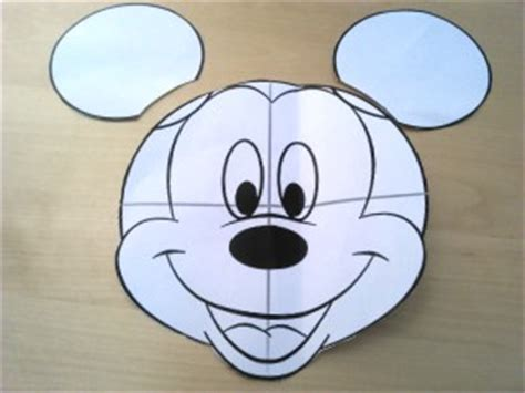 Ransel Motif Los Mickey Mouse pin farine dessin on