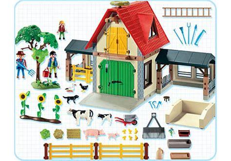 Grange Playmobil by Ferme 4490 A Playmobil 174