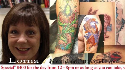 great island tattoo great island winter special 2011 for tv cape cod