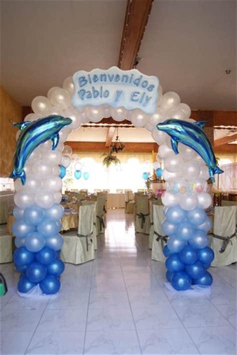 Centros De Mesa Con Luz #7: Arco-de-boda-delfines.jpg