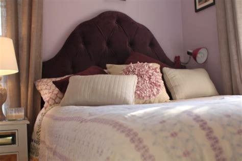mounting a headboard to a wall mount an upholstered headboard to the wall a concord