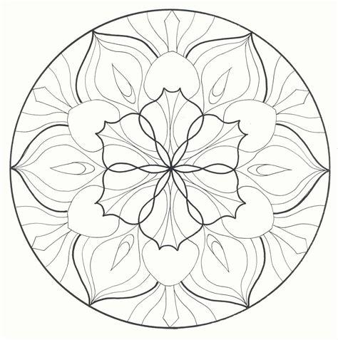 flor mandala para imprimirflor mandala mandalas diferentes para imprimir e colorir desenhos e