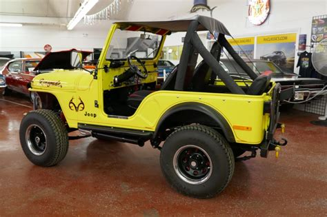 Jeep Cj4 For Sale 1978 Jeep Renegade 4x4 Fresh Frame Restored Cj4 Like