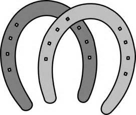 horseshoe template horseshoe template clipart best