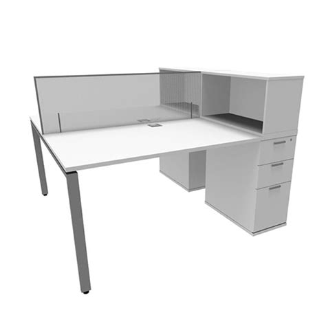 Slim Office Desk by Evolution Slim Line Own Pedestal Desks Entrawood Office Furniture Manufacturer