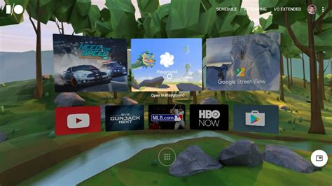 android vr announces android vr but it s called daydream and