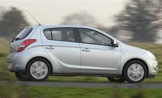 hyundai i20 uk price