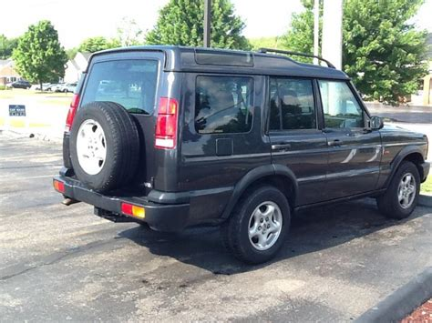 range rovers for sale in ohio 2000 land rover discovery ii for sale fairlawn ohio