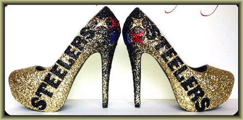 steelers high heels 29 best images about of pittsburgh on