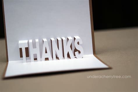 how to make a thank you pop up card 93 best images about popup on