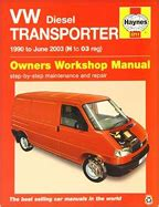 vw camper books