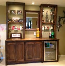 bar cabinets bar cabinets and shelves ana white woodworking projects