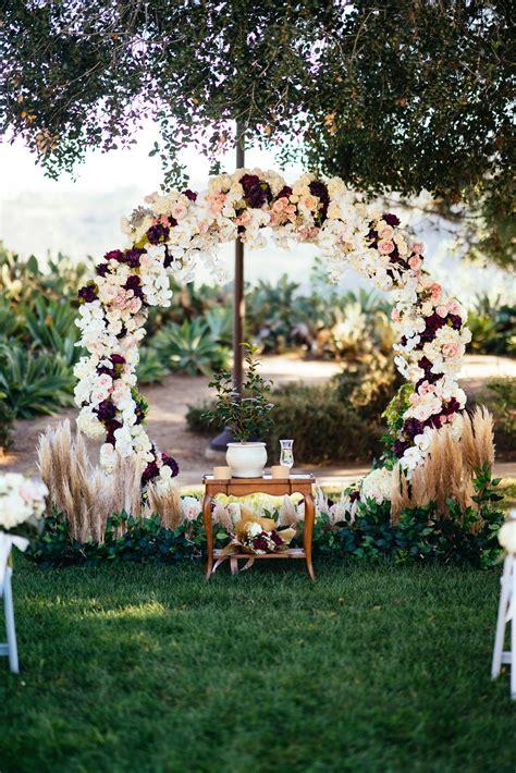 beautiful garden wedding ideas beautiful garden wedding ideas sunset magazine