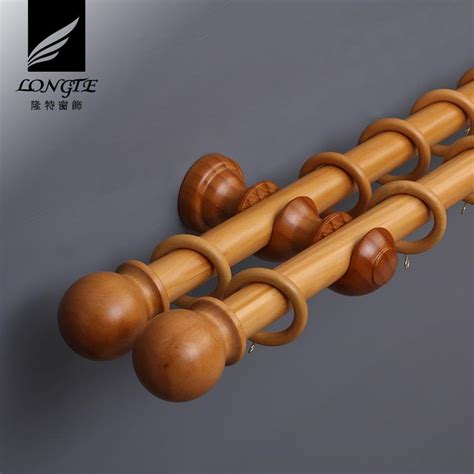 cheap wooden curtain pole popular wooden curtain rods buy cheap wooden curtain rods
