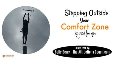 comfort zone article customized management solutions stepping outside your