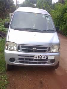 Van for sale ragama sri lanka used cars amp vehicles ikman lk