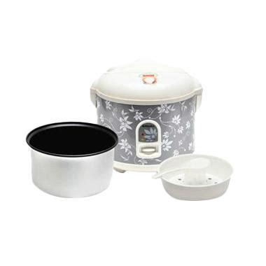Rice Cooker Miyako Baru jual miyako mcm 528 rice cooker 3 in 1 harga