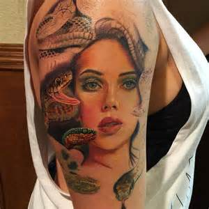 Tom landry portrait tattoo on forearm by rember orellana